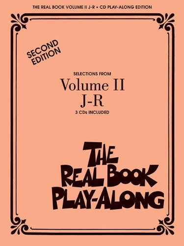 9781423490371: The Real Book Play-Along: Volume 2, J-R