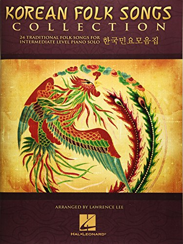 9781423490425: Korean Folk Songs Collection: 24 Traditional Folk Songs for Intermediate-Level Piano Solo