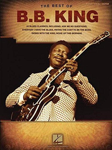 9781423490432: The Best of B.B. King: Piano-vocal-guitar