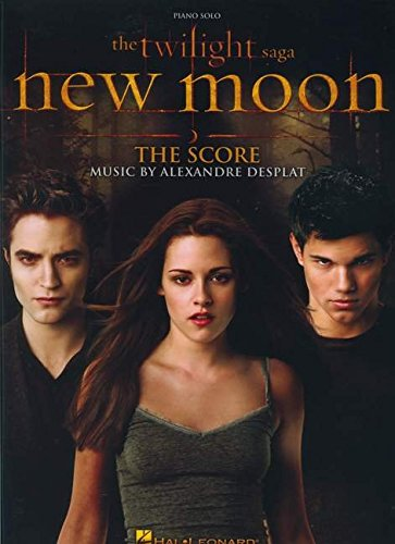 9781423490623: Twilight: New Moon: Music from the Motion Picture Score for Piano Solo