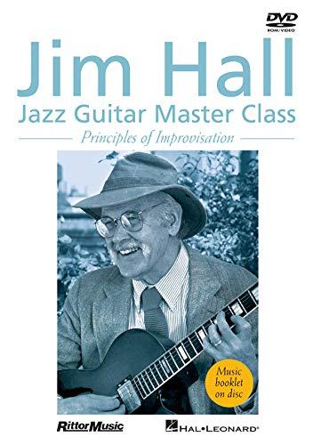 HALL JIM JAZZ GTR MASTER CLASS DVD