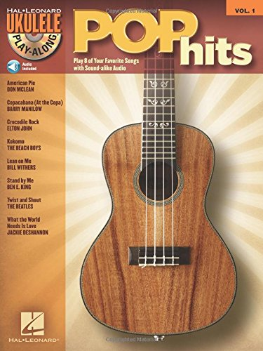 9781423490692: Pop Hits: Ukulele Play-Along Volume 1