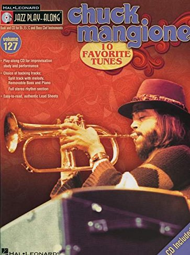 9781423490814: Chuck Mangione - Jazz Play- Along Volume 127 (CD/PKG) (Hal Leonard Jazz Play-Along)