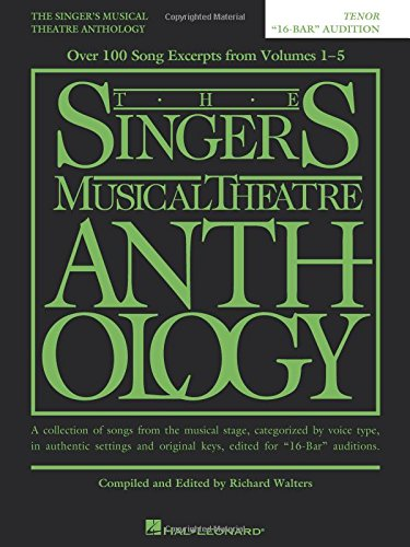 9781423490975: The Singer's Musical Theatre Anthology -