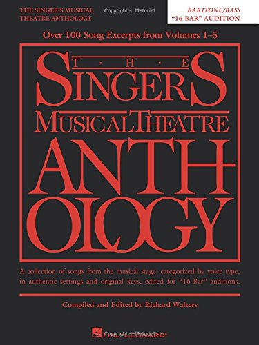 9781423490982: The Singer's Musical Theatre Anthology -