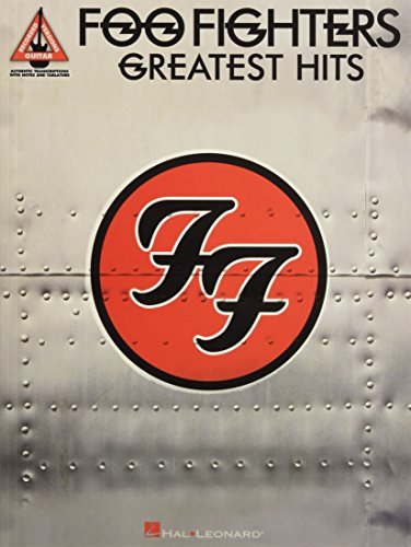9781423491668: Foo Fighters - Greatest Hits (Guitar Recorded Versions)