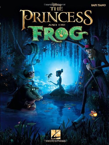 9781423492078: The Princess and the Frog: Easy Piano