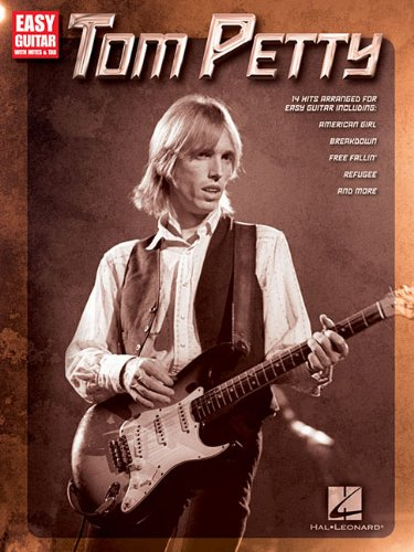 9781423492092: Tom Petty: Easy Guitar with Notes & Tab