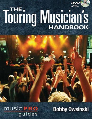 The Touring Musician's Handbook: Owsinsky, Bobby