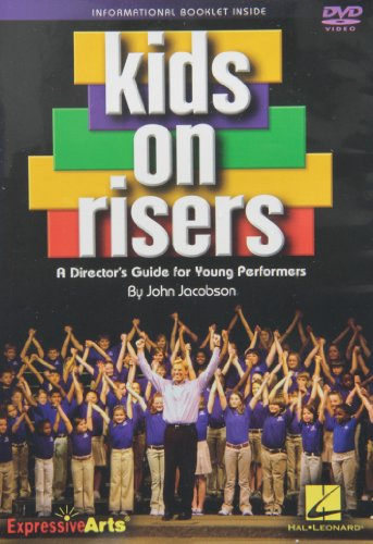Jacobson Kids on Risers Chor DVD: Hal Leonard