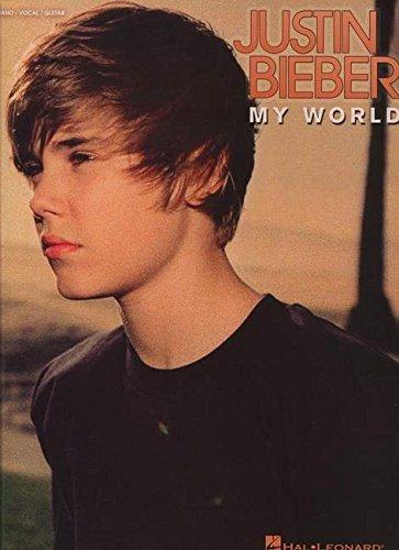 9781423492412: Justin Bieber - My World