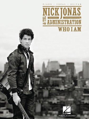 9781423492429: Nick Jonas and The Administration - Who I Am