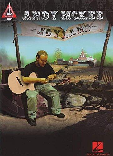9781423492610: Andy Mckee Joyland Guitar Recorded Versions Grv Gtr Tab Book