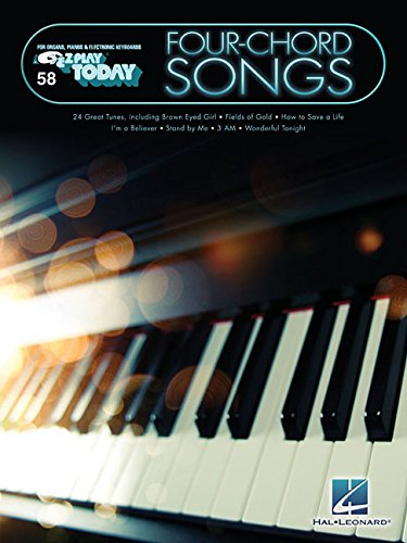 9781423492627: Four-Chord Songs (E-z Play Today)
