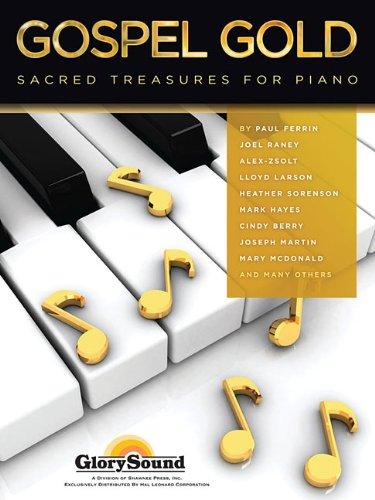 9781423492658: Gospel Gold: Sacred Treasures for Piano