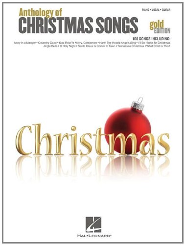 9781423493815: Hal Leonard Anthology Of Christmas Songs- Gold Edition