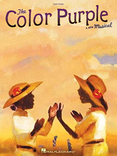 9781423493877: The Color Purple Easy Piano Selections