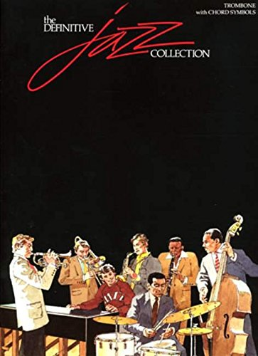 9781423494287: The Definitive Jazz Collection: Trombone