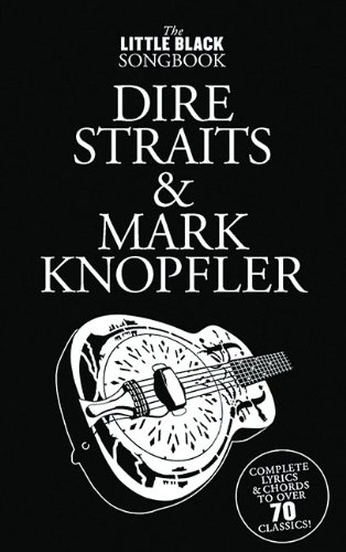9781423494409: Dire Straits and Mark Knopfler - Little Black Songbook