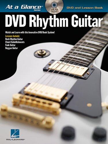 Rhythm Guitar - At a Glance BK/Dvd: Hal Leonard Corp.