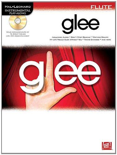 Glee: Instrumental Play-Along for Flute (Instrumental Folio): Hal Leonard Corp.