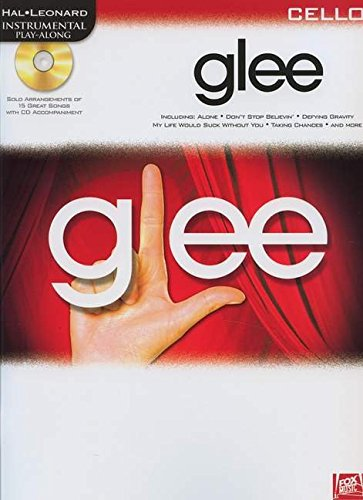 9781423495109: Glee: Instrumental Play-Along for Cello (Hal Leonard Instrumental Play-along)