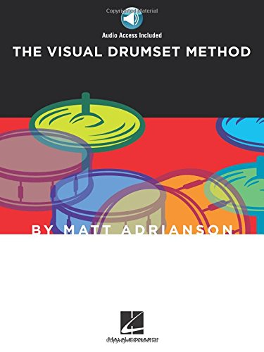 9781423495239: The Visual Drumset Method