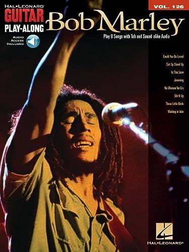 Bob Marley - Guitar Play-Along Volume 126 (Book/Cd) (Hal Leonard Guitar Play-Along): Marley, ...