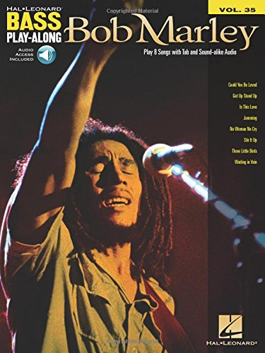 9781423495352: Bass Play-Along Volume 35: Bob Marley (Book/Online Audio)