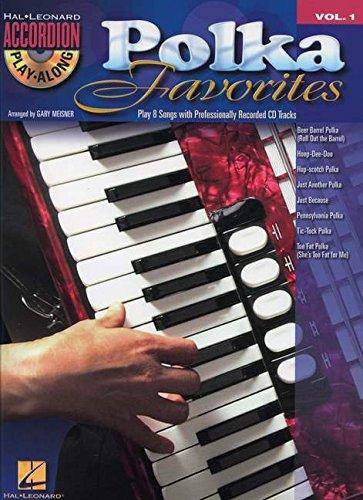 Polka Favorites [With CD (Audio)]: Hal Leonard Corp