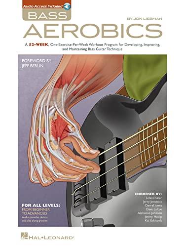 9781423495635: Jon Liebman: Bass Aerobics (Book/Online Audio)