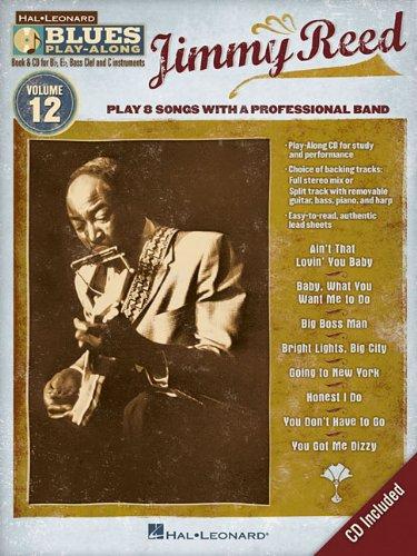 9781423496472: Jimmy Reed Blues Play-Along Volume 12 BK/CD (Hal Leonard Blues Play-Along)
