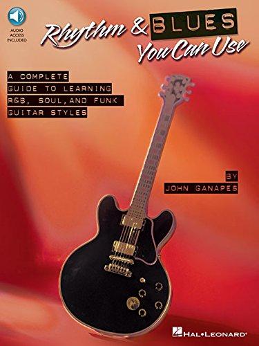 9781423496533: Rhythm & Blues You Can Use (Bk/Online Audio)