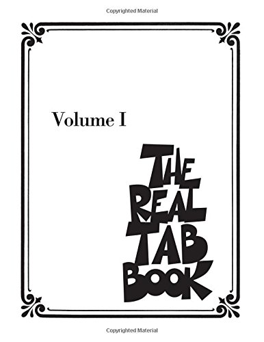 9781423496694: 1: The Real Tab Book - Volume I: Guitar