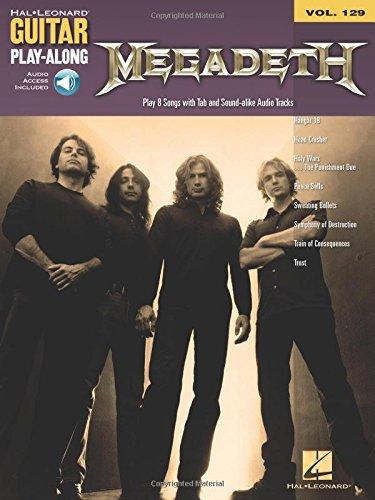 9781423496823: Megadeth