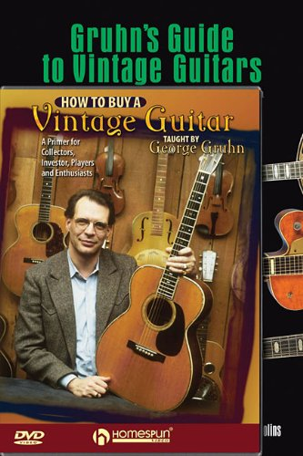 Gruhn Vintage Guitar Pack: Includes Gruhn's Guide to Vintage Guitars book and How to Buy a ...