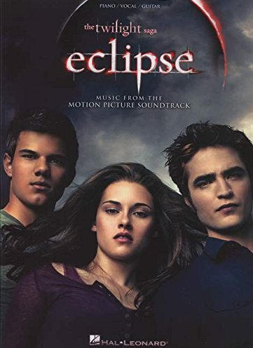9781423497899: The Twilight Saga: Eclipse: Music from the Motion Picture Soundtrack P/V/G