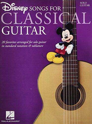 Disney Songs - Classical Guitar