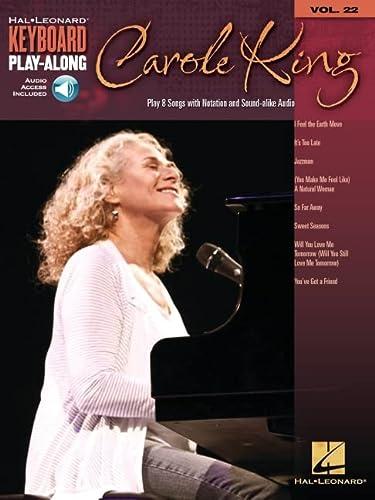 9781423498025: Carole King: Keyboard Play-Along Volume 22 (Hal Leonard Keyboard Play-Along)