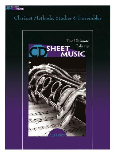9781423498131: Clarinet Methods, Studies & Ensembles