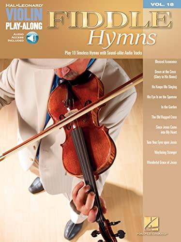 9781423498407: Fiddle Hymns - Violin Play-Along Volume 18 (Bk/Audio Online)