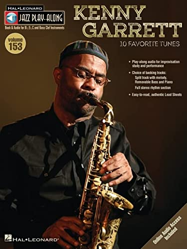 9781423499008: Kenny Garrett: Jazz Play-Along Volume 153
