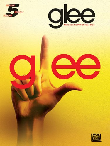 9781423499084: Glee - Music From The Fox Television Show (Five Finger Piano)