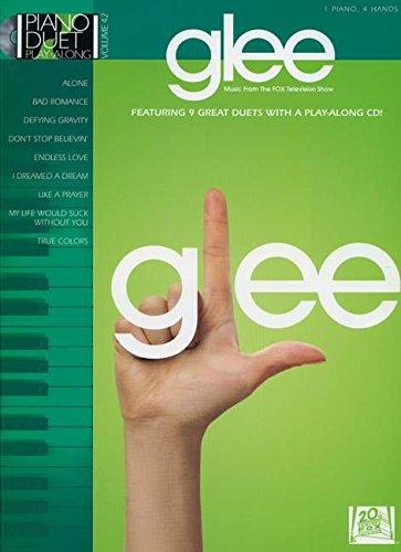 9781423499107: Glee: Piano Duet Play-Along