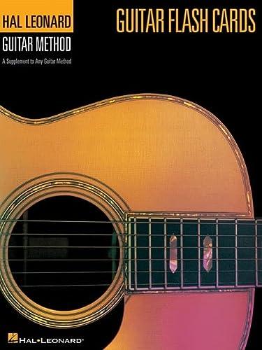 9781423499503: Guitar Flash Cards - Hal Leonard Guitar Method Series
