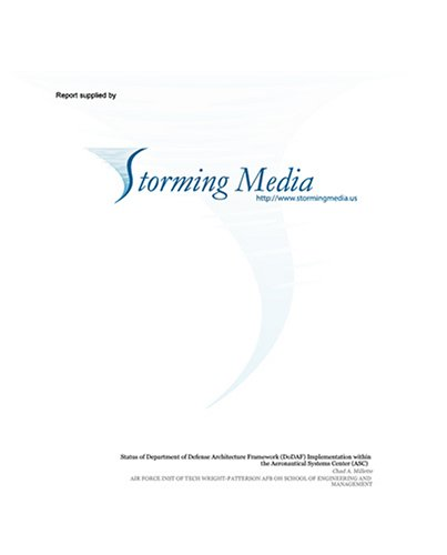 9781423529958: An Evaluation of Information Technology (IT) Outsourcing Determinants Within the Department of Defense (DoD)