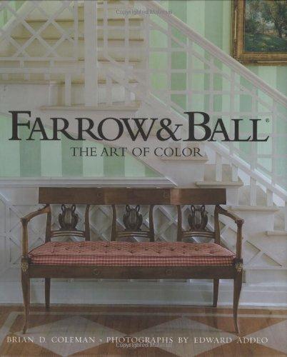 9781423600107: Farrow and Ball: Art of Colour
