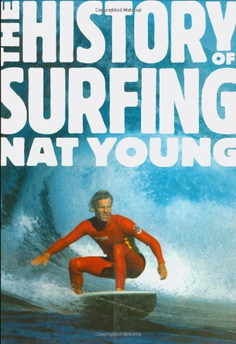 9781423601210: History of Surfing