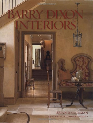 9781423601890: Barry Dixon Interiors