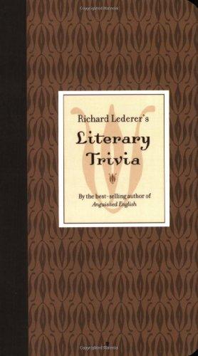 9781423602118: Richard Lederer's Literary Trivia